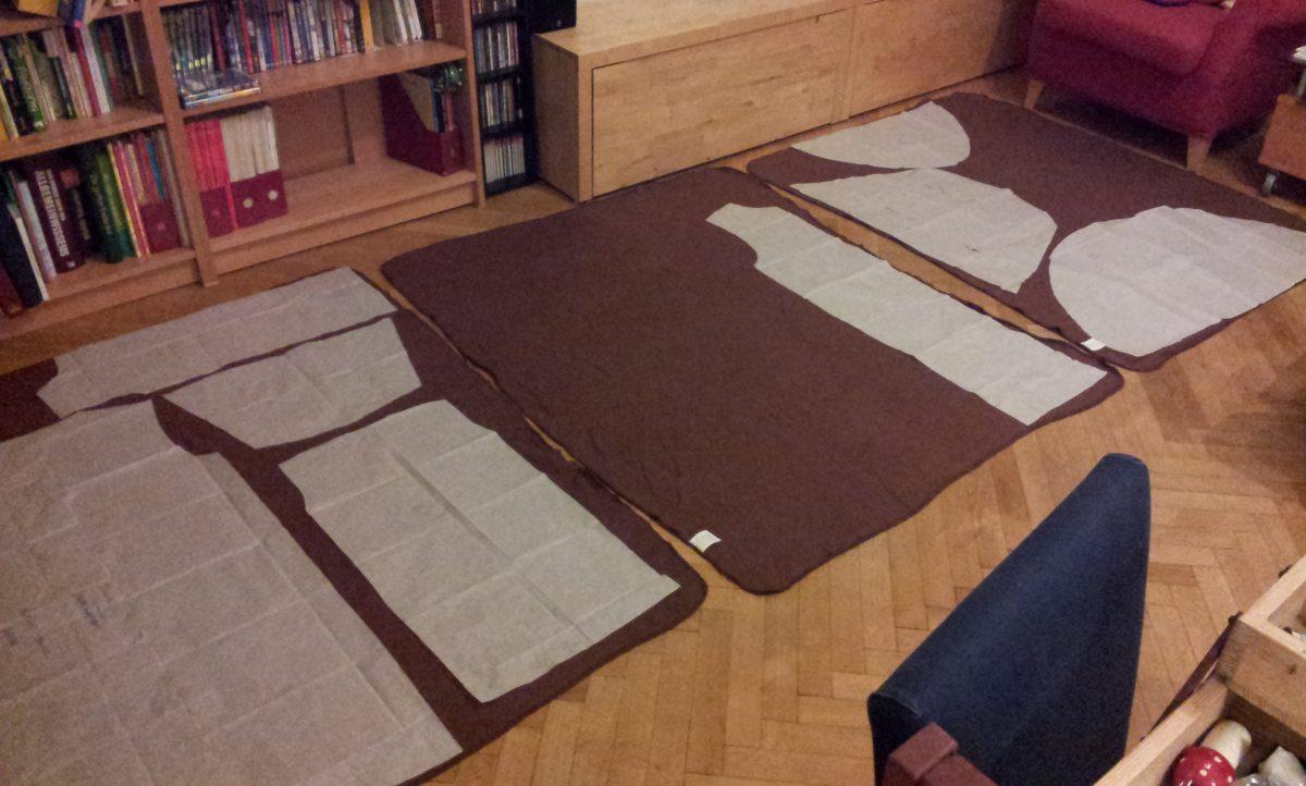 2013 faschingskostueme schnitt made with bl mchen. Black Bedroom Furniture Sets. Home Design Ideas