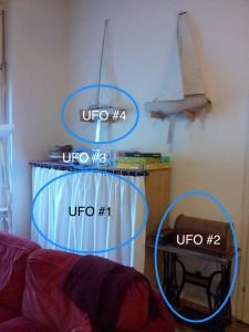 Die UFO-Ecke