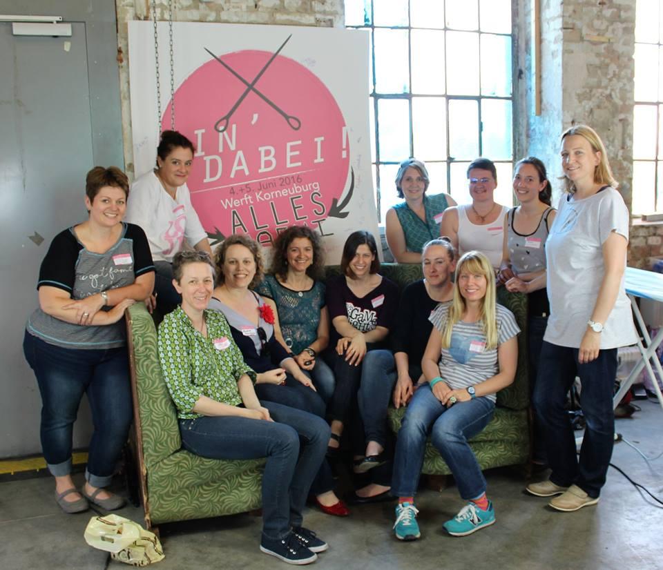 Create in Austria Bloggerinnen (c) Alles Naeht