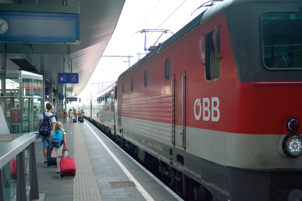 2016-07-27 Bahnhof Graz
